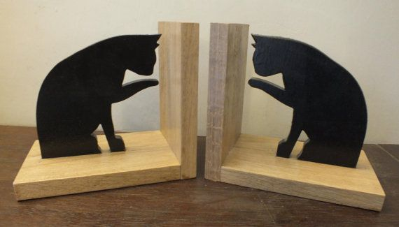 Hey, I found this really awesome Etsy listing at https://www.etsy.com/uk/listing/264555223/a-hand-made-pair-of-black-cat-oak
