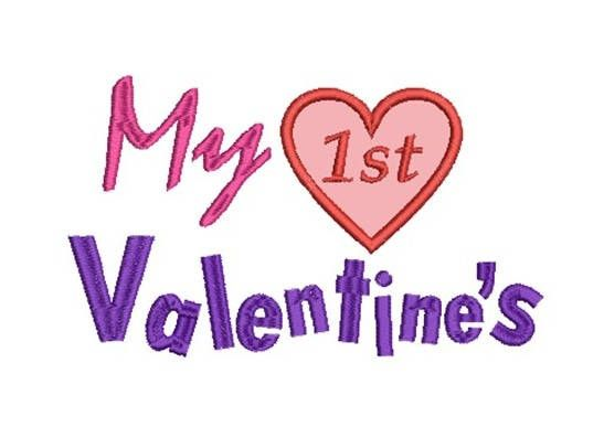 11 Best St Valentines Embroidery Designs Images On Pinterest