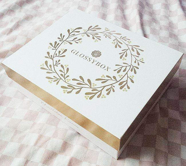 Check out my review of December's UK Glossybox!