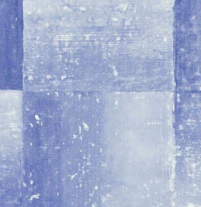 синие виниловые обои P616/04 Designers Guild