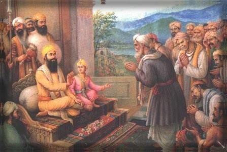 Guru Teg Bahadur Ji had stated that Its not important to wash one's body but one should clean one's mind with the true name of the almighty to be truly emancipated. Lets purify our minds and work for the welfare of one and all. Warm greetings to all on the fortunate day of Prakash Purab of Guru Teg Bahadur Ji. #MSSirsa   #aniversary   #ShriGuruTegBahadurJi