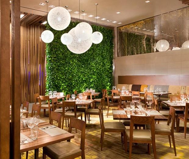 Dining Room Hospitality Interior Design Of Canopy Restaurant, Chicago