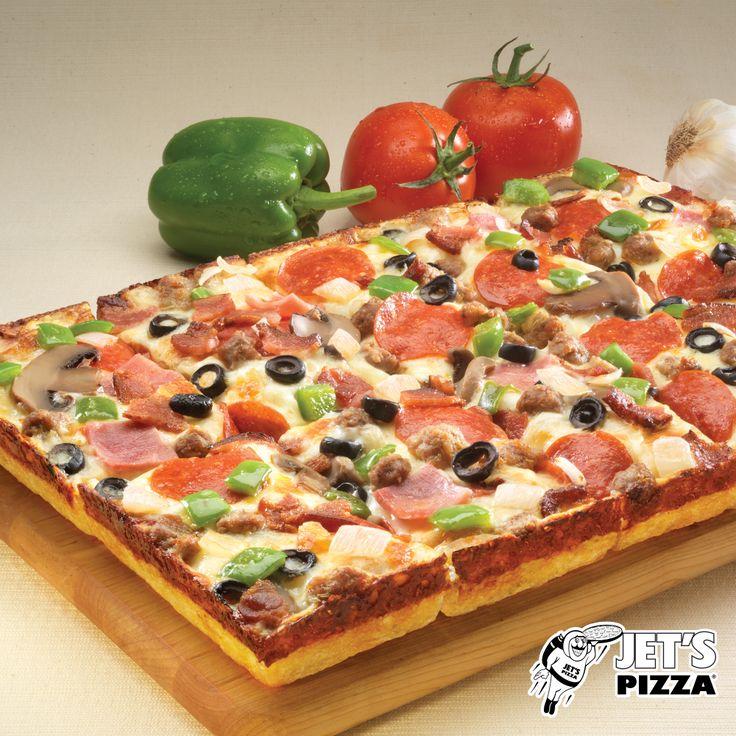 Jet's Pizza - Memphis - Zomato
