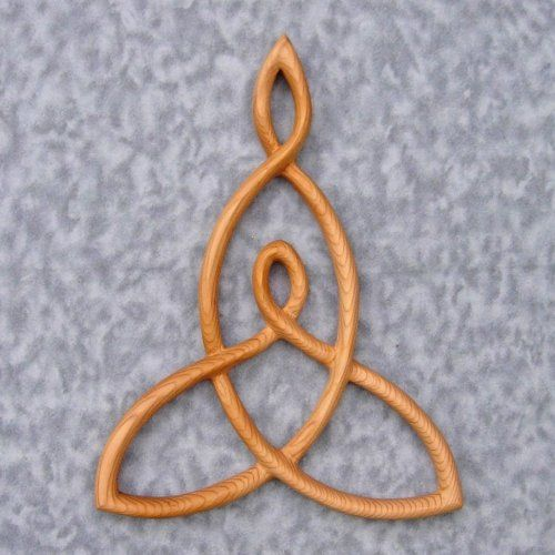 Mother and Child Knot....tattoo idea? I think so!