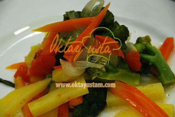 Zeytinyağlı Brokoli | Oktay Ustam | Yemek Tarifleri | Pasta Tarifleri
