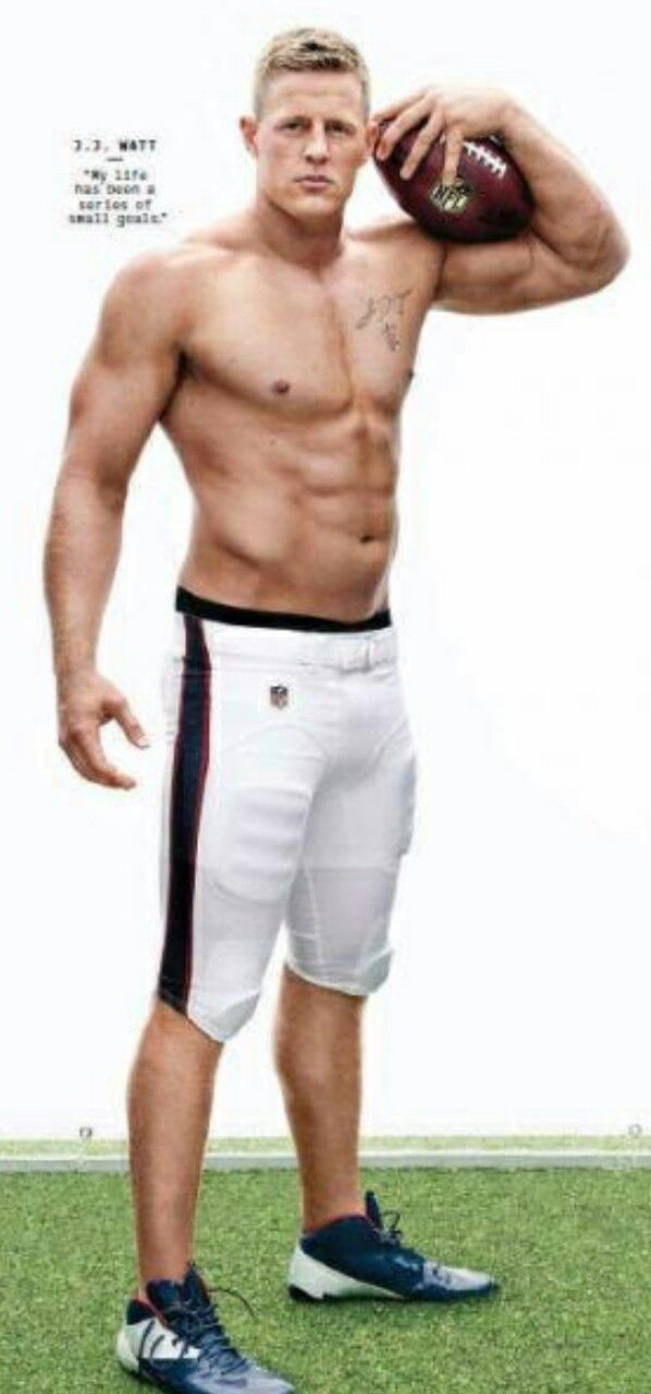 JJ Watt love him he inspires me so much!!