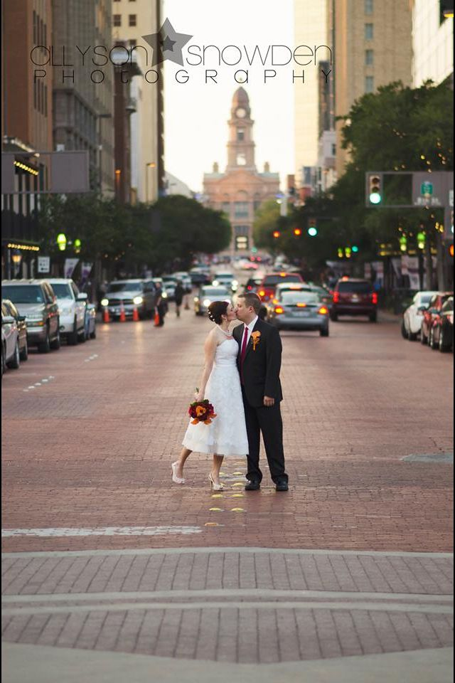 Wedding Photography Fort Worth Texas Tarrant County Courthouse Allyson Snowden Photography