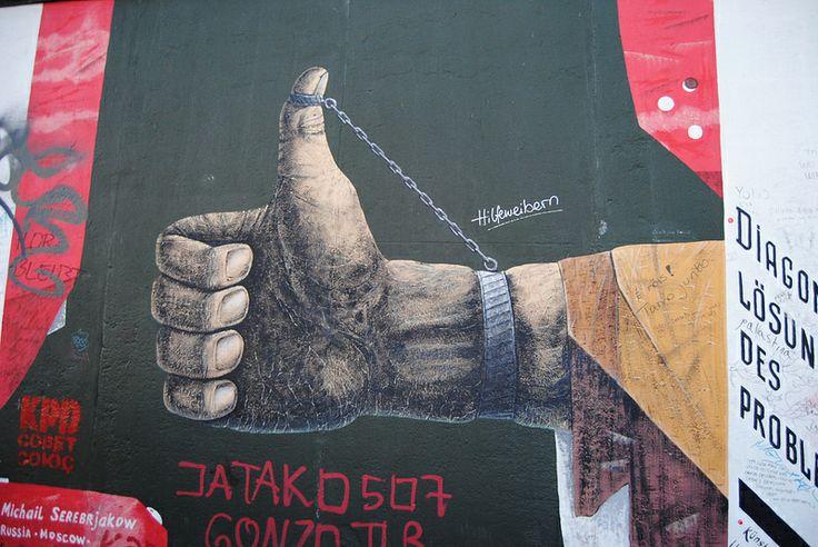 Berlin: Berliner Mauer