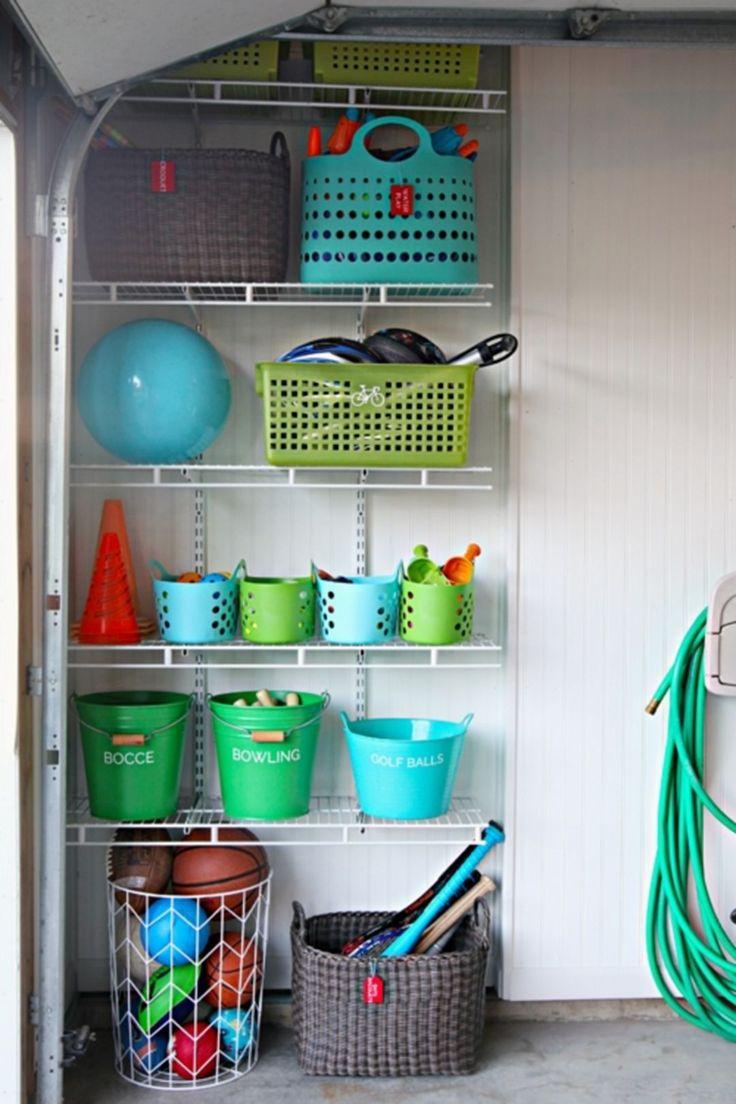 Armários de garagem e outras dicas de armazenamento para a melhor garagem de todos os tempos   – Haus ❤️