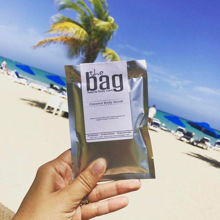 "19 Likes, 1 Comments - The Bag PR (@the_bag_pr) on Instagram: ""Coconut Body Scub is so perfect!!!! 🌴💚🤗 #exfoliante #bodyscrub #naturalscrub #shoponline"""