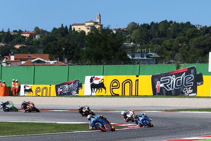 Rins, Moto3 race, San MArino MotoGP 2014