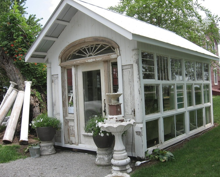 Glass House Tiny Houses Garden Sheds Green Houses