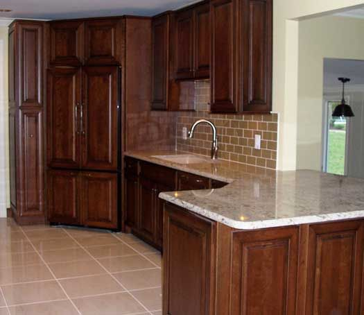 Medium Brown Kitchen Cabinets: 1000+ Images About Kitchens