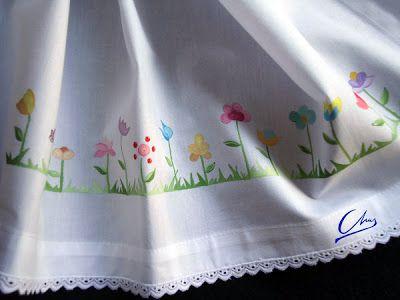 537 best pintura en tela sabanas de bebe infantiles images on pinterest - Telas para colchas infantiles ...