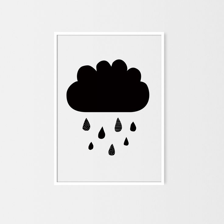 Cloud by Milo Studio #pokójdziecka #ilustracja #nursery poster #scandinavian style #cloud #animal #baby #illustration #babyroom https://www.facebook.com/milostudiopl