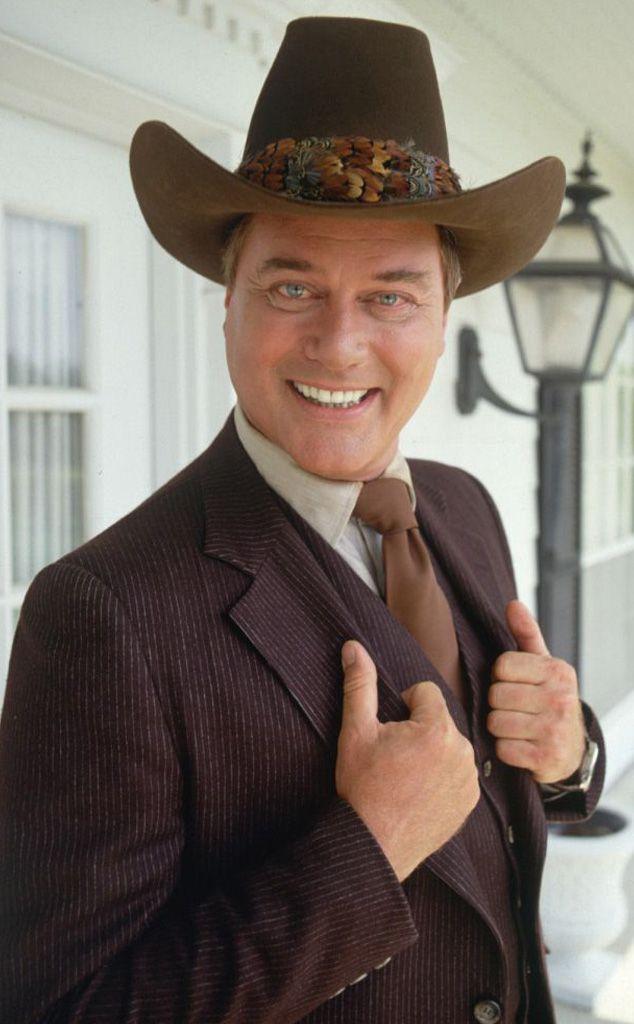 80s villains Dallas' J.R. Ewing