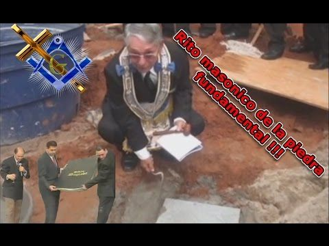 Pastores realizando un ritual masonico, Edir macedo, cash luna, ect - YouTube