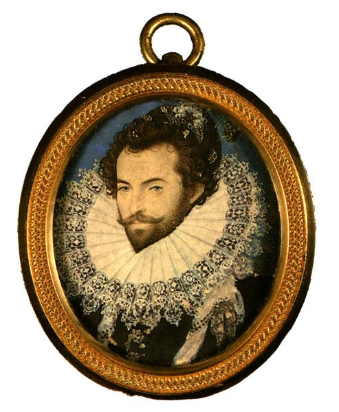 Sir Walter RALEIGH, Knight. Shadow Of Night, A Discovery Of Witches, All Souls Trilogy