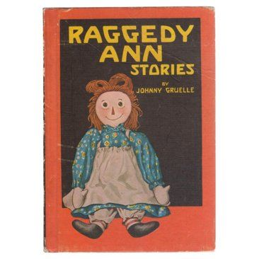 Check out this item at One Kings Lane! Raggedy Ann Stories