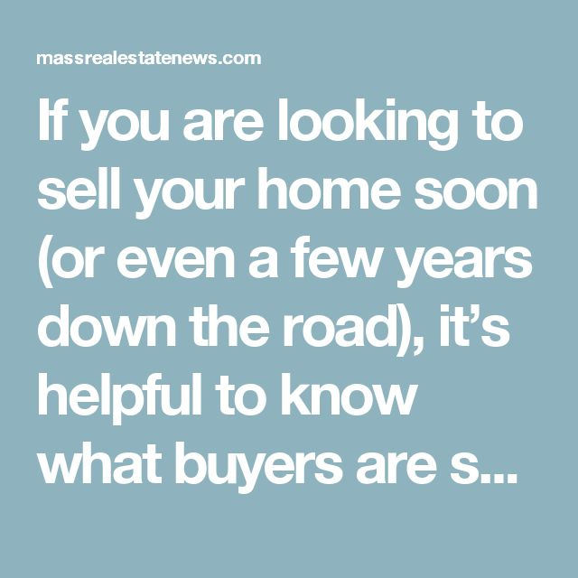 If you are looking to sell your home soon (or even a few years down the road), it's helpful to know what buyers are searching for. I work with many new home buyers, so I see what they are doing before they move in. Trends and preferences may vary based on area of country and construction of home. These preferences are for the Northeast and Mid Atlantic states and focuses on single family homes (as opposed to apartments or rentals). I will start with overall trends, and then go room by room…