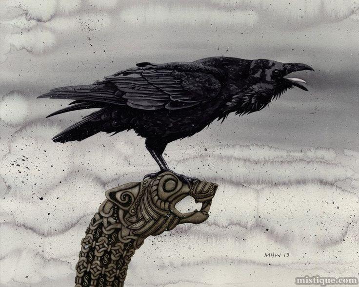 Summary -> Crow Symbolism Crow Meaning Crow-spiritanimalscom