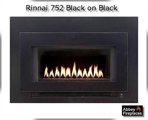 rinnai gas log fire manual