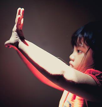 balita ceria. saat bermain dan belajar berhitung