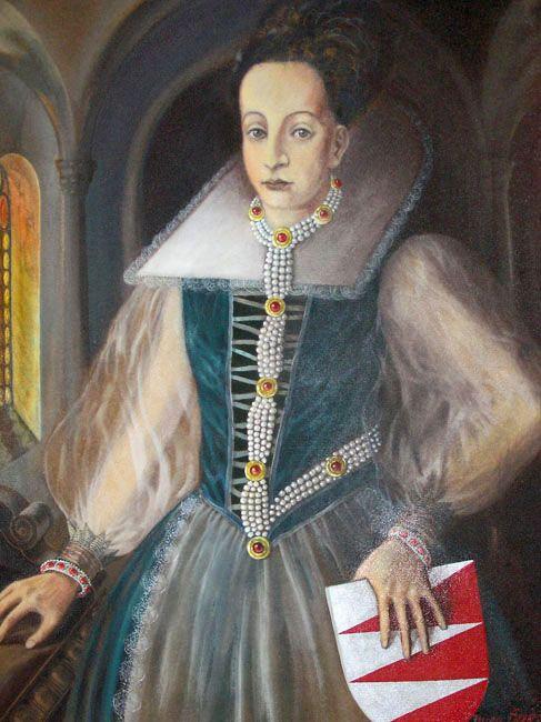 Alžbeta žila v časoch, kedy sa veľmi nenosilo, aby mala vdova toľko majetku, bola bez muža a taká samostatná. Mala mnoho nepriateľov. Nikdy nebola postavená pred súd, hneď ju odsúdili na najhorší trest v tých časoch. Zamurovali ju do steny. Všetky obvinenia, ktoré padli na jej adresu, pochádzali od ľudí túžiacich po jej majetku a tých, ktorí jej dlhovali peniaze. Takže proti nej svedčili najmä šľachtici a príbuzní, ktorí chceli dediť. Peniaze jej dokonca dlhoval samotný uhorský kráľ…