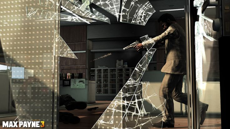 MAX Payne 3 Video Game Images