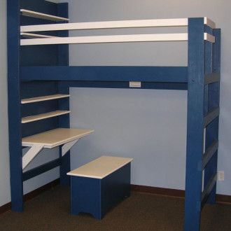 College loft bunk beds