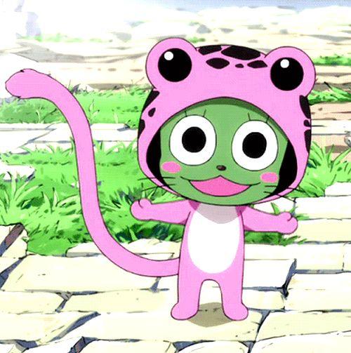 Fairy Tail Frosch: Fairy Tail