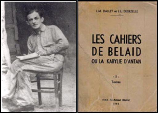 =======INDEPENDANCE DE LA KABYLIE=======: Belaïd Ait Ali :premier écrivain de langue kabyle