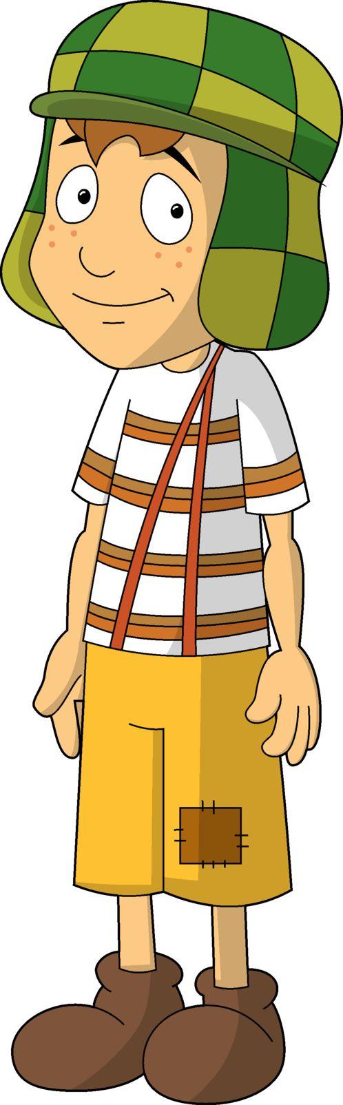 Personaje El Chavo Animado by ncontreras207