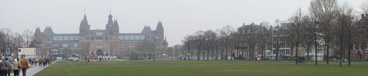 Rilassarsi ad Amsterdam, tra parchi pubblici e mulini a vento