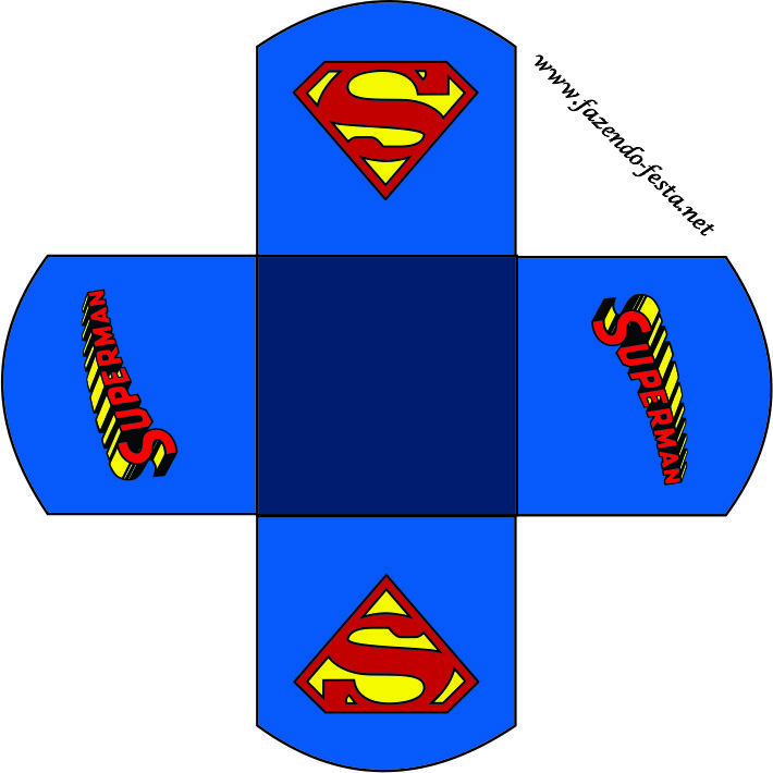 superman birthday clipart - photo #25