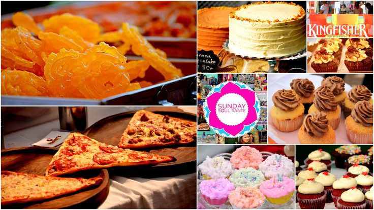 #FoodFestival #Mouthwatering food #Cupcakes #Desserts <3