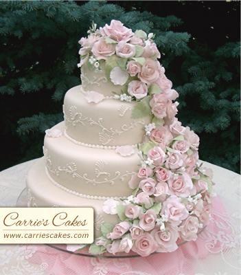 bolo-de-casamento-com-rosas-6.jpg (351×400)