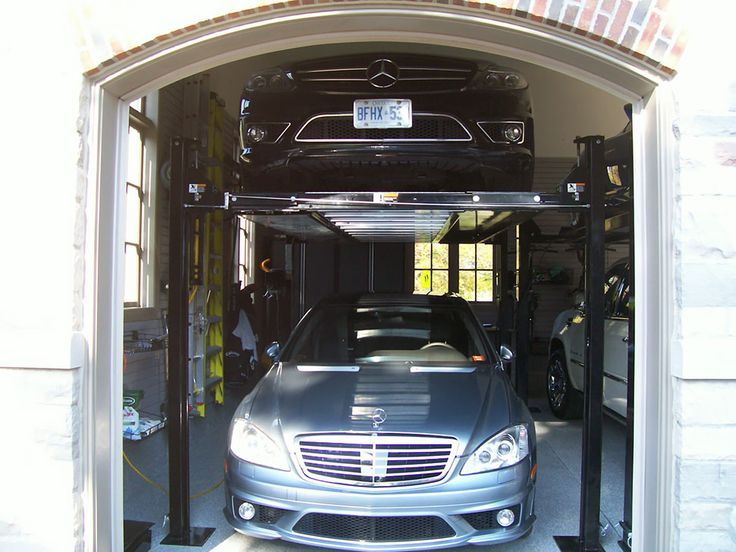 Best 25 garage car lift ideas on pinterest car lift for Lift for home garage