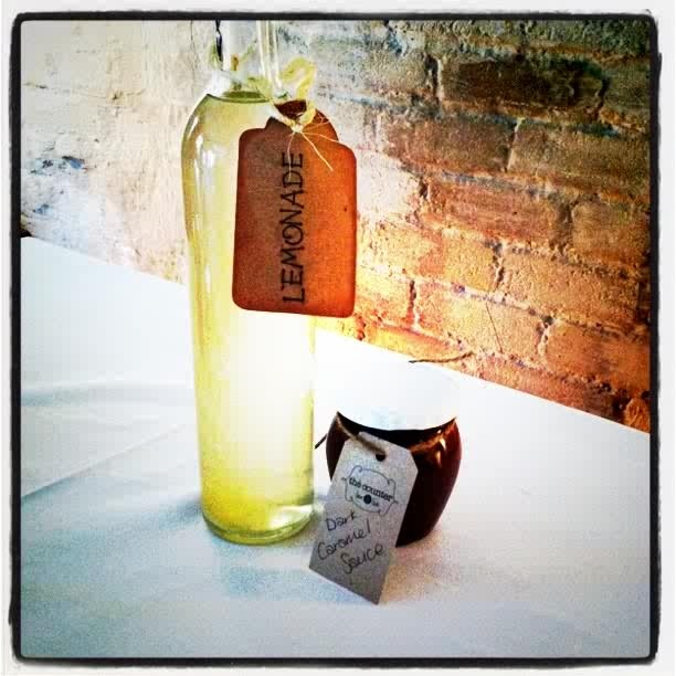 Our homemade lemonade. @CounterLove