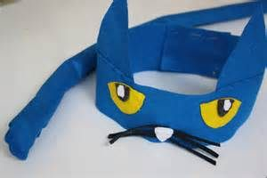 pete the cat masks - Bing Images