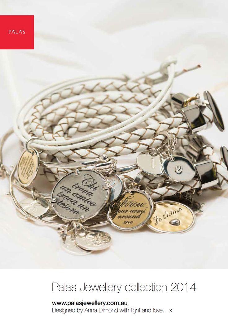 Palas Jewellery collection 2014 #lovepalas #palasjewellery #palas #lookbook #2014 #charms #lightandlove