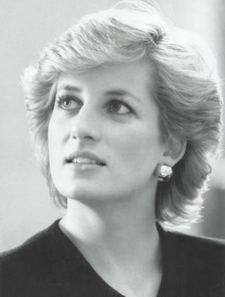 princess diana 1984 photo: Princess Diana Diana-In-Black--White63.jpg (NOT 1984 but POSSIBLE 1986
