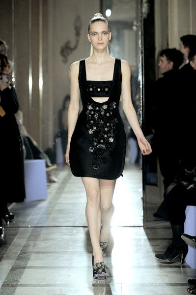 Miu Miu at Paris Fashion Week Fall 2010 - Runway Photos