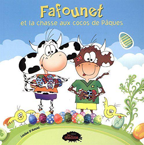Fafounet et la Chasse aux Cocos de Pâques de D'Aoust Louise https://www.amazon.fr/dp/2896571132/ref=cm_sw_r_pi_dp_Ps9IxbFQ5TP0F