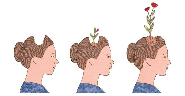 The brain's approach to forgetting serves us well, helping prune away memories that we don't really need. (Illustration: Marion Fayolle) http://www.nytimes.com/2017/06/30/opinion/sunday/forgot-where-you-parked-good.html?smid=pi-nytimes&smtyp=cur