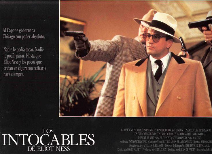 1987 - Los intocables de Eliot Ness - The Untouchables