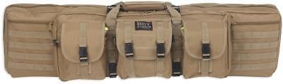 Bulldog Cases 43in Single Tactical Rifle Case Tan BDT40-43T Soft Gun Case