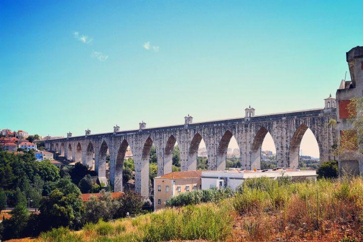 Aqueduct de Livres, Lisbon