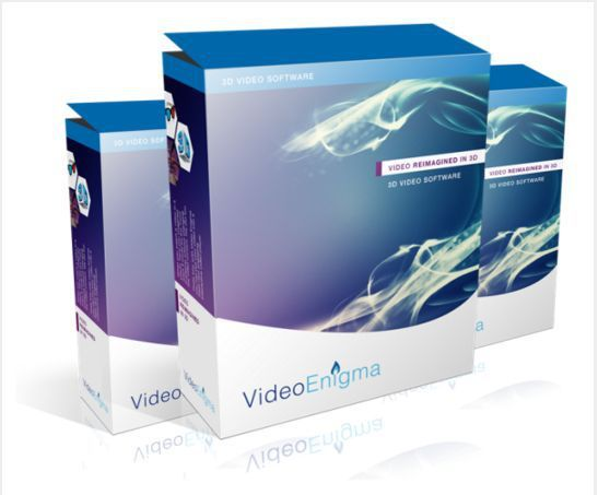 Video Enigma Review  Powerful Online Video Creator To Increase Engagement and Sales With Convert Your Current Videos Into 3D In Just a Click