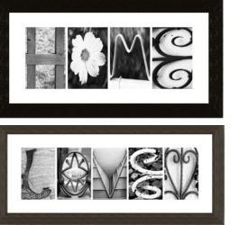 Van A tot Z, keus uit ruim 400 afbeeldingen! Maar je kunt ook je eigen foto uploaden en verder ontwerpen. Dus helemaal naar eigen smaak en stijl. Of canvas of als luxe fotoschilderij, keuze uit diverse kleuren passé-partouts en lijsten. Ook als uniek geschenk erg leuk!    Meer informatie op: AlfabetZ.nl